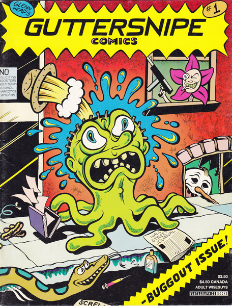 Guttersnipe Comics #1 by Glenn Head